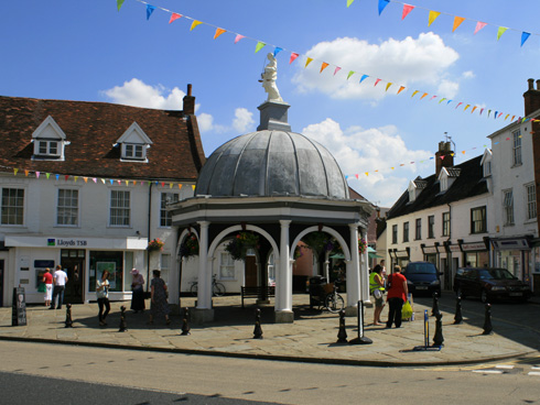 Welcome to Bungay in Suffolk | A 'Great British' Holiday