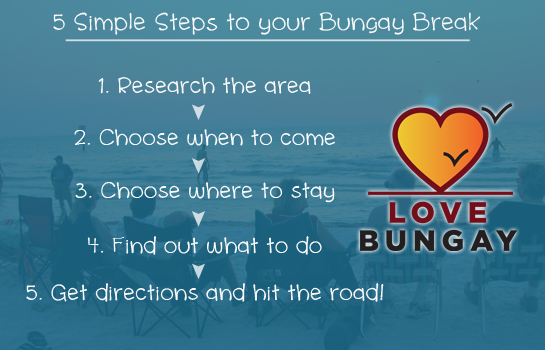 How to come on a holiday or short break in Bungay