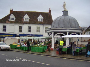 Contact Details: Want to Bring Your Stall to Bungay's Street Fairs?